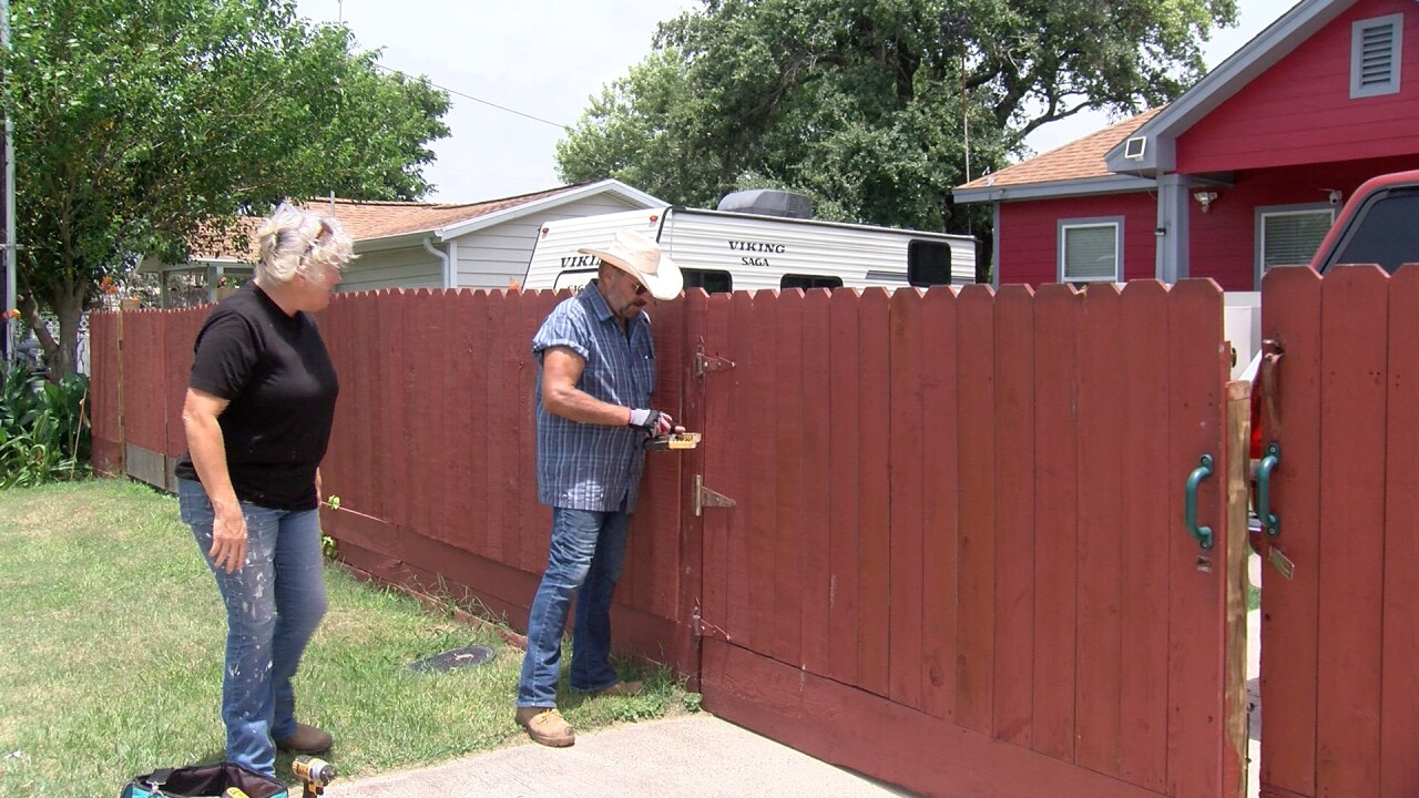 Rockport couple helping out.jpg