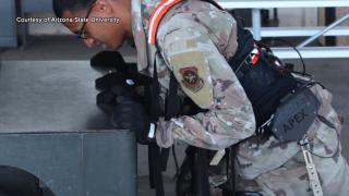 ASU exoskeleton