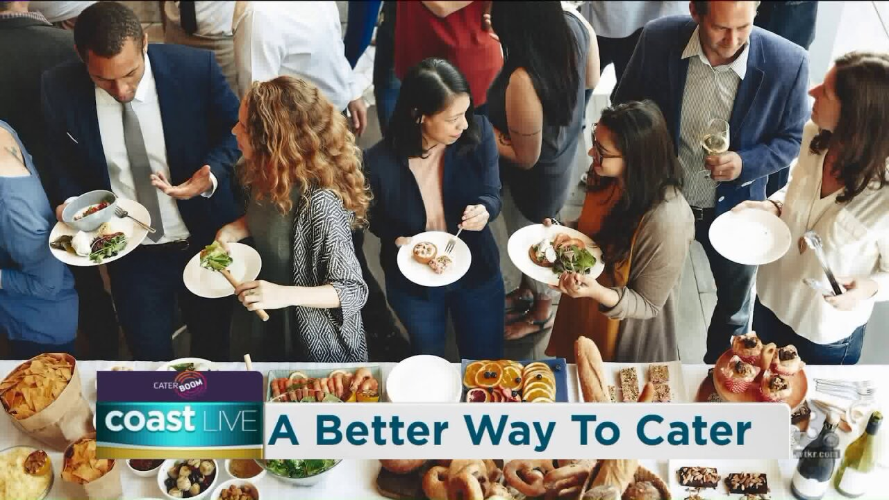 How to have your next event catered hassle-free on Coast Live