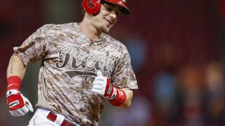 Fay: A look at how exactly home run hero Scooter Gennett became a Cincinnati Red