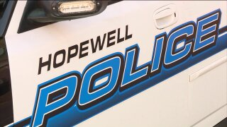 Hopewell Police cruiser