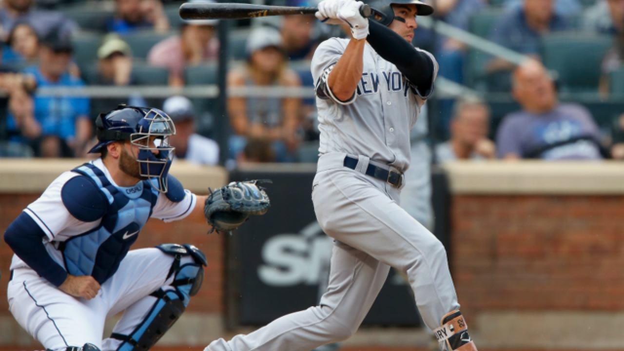 New York Yankees win 2 of 3 from Tampa Bay Rays at Citi Field