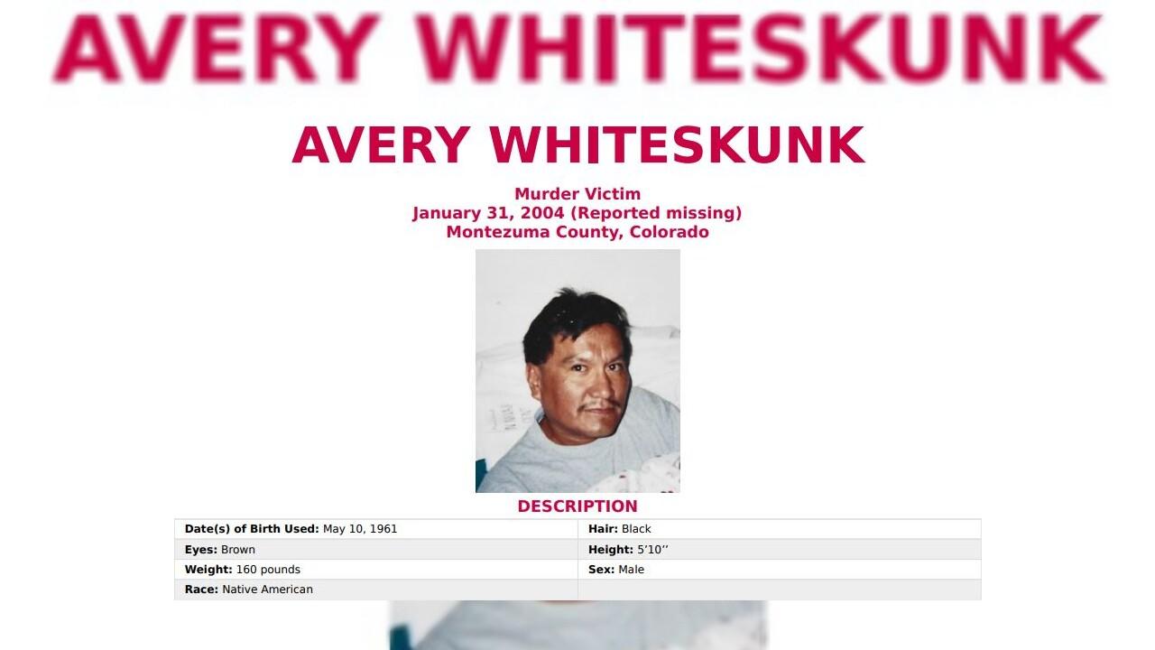 Avery Whiteskunk