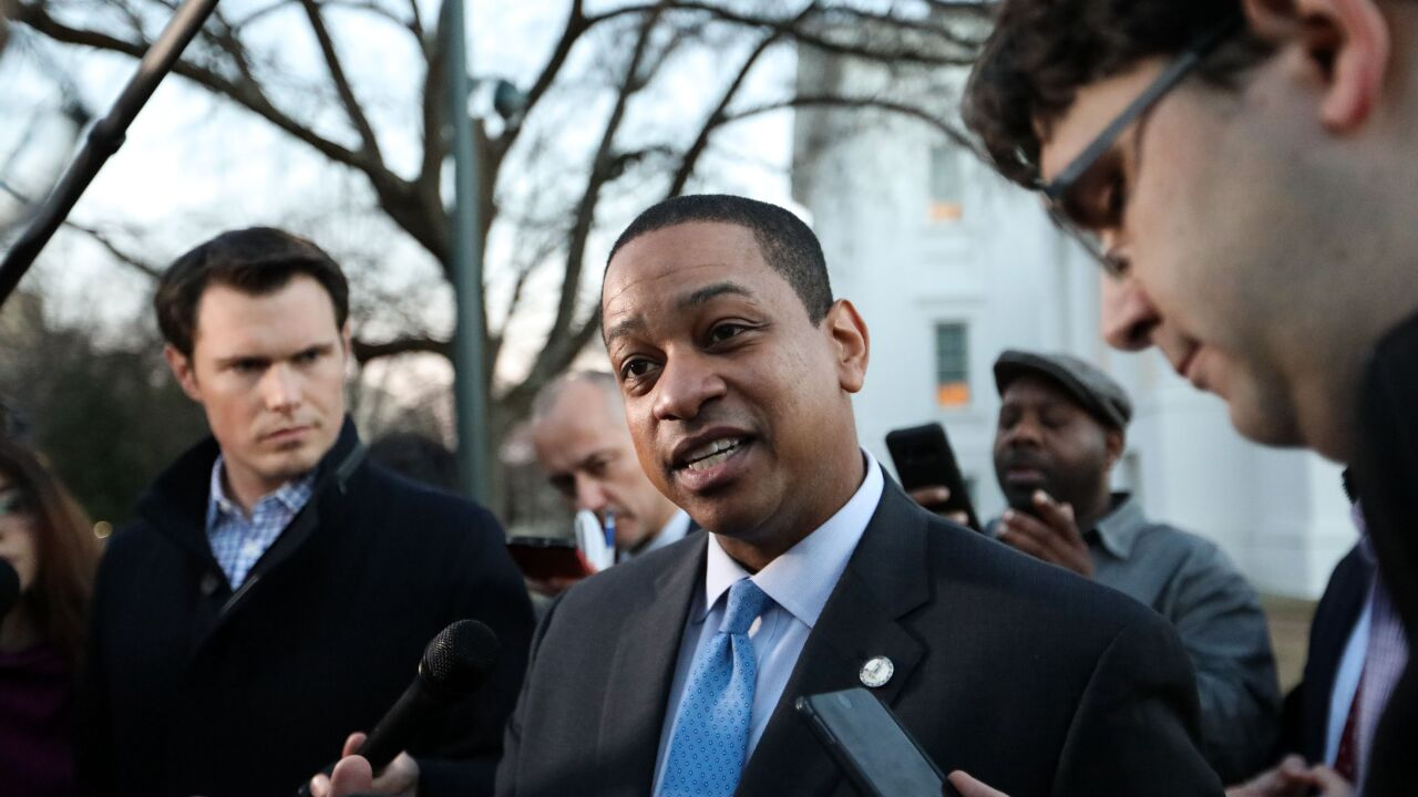 Virginia justice committee to hold hearings on Lt. Gov. Fairfax's sexual assault allegations