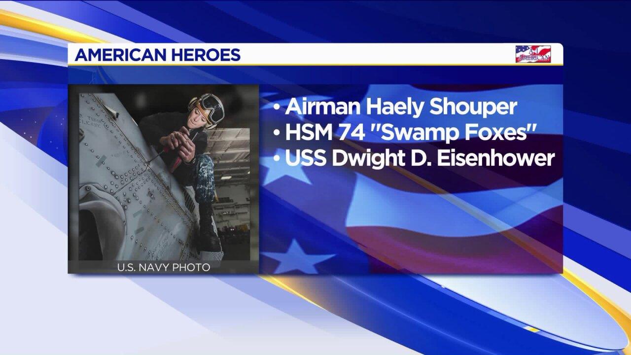 American Heroes: HaelyShouper