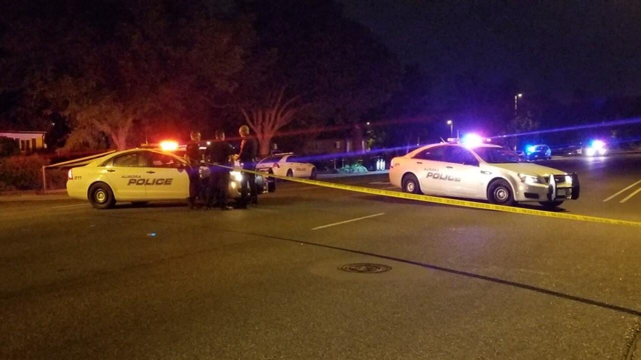 Colorado officer shoot man who killed intruder
