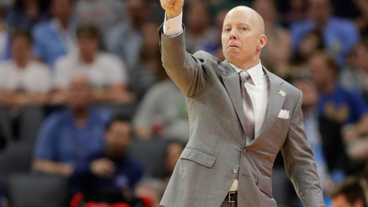Mick Cronin pleased with current crop of Cincinnati Bearcats freshmen