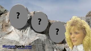 Shannon Schweyen on female Mount Rushmore of Montana sports