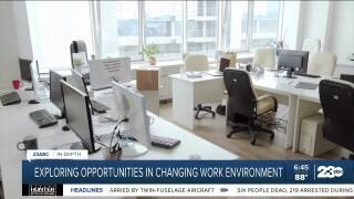 Exploring Opportunites in Changing Work Environment