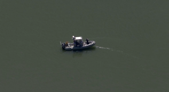 Bartlett Lake search for missing man