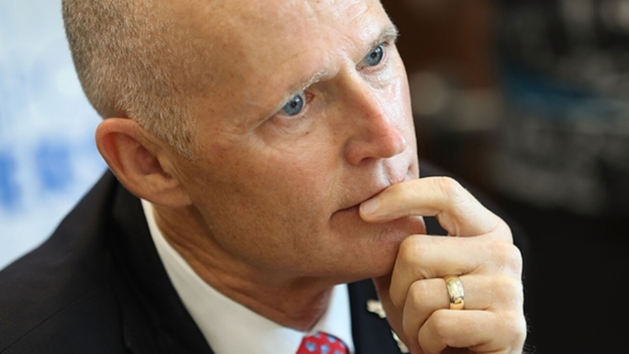 Gov. Rick Scott moves ahead with plan to pick new Florida Supreme Court justices