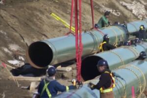 Biden says he will pull permits for Keystone XL pipeline
