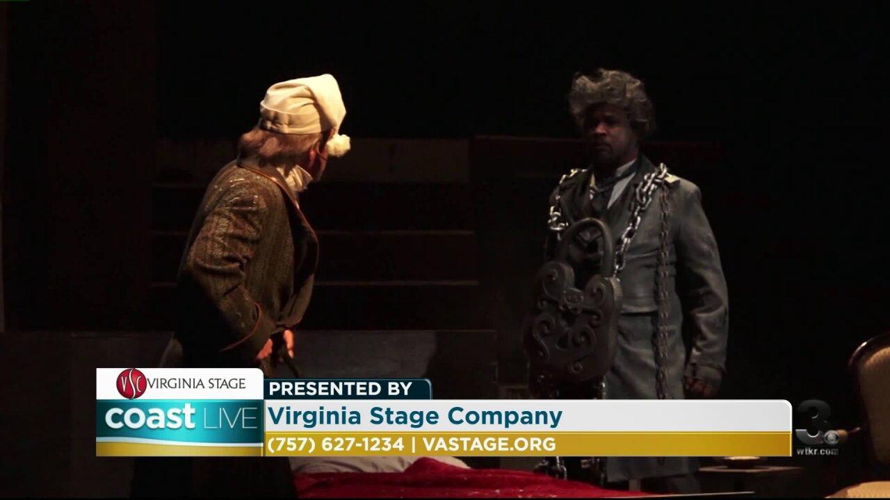 "Virginia Stage Company's ""A Christmas Carol"" with a twist on CoastLive"