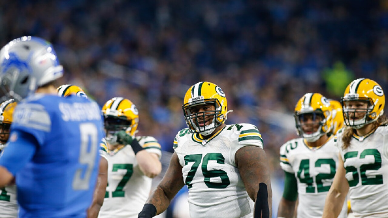 Mike Daniels DT Packers