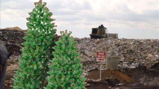 Christmas Trees Landfill
