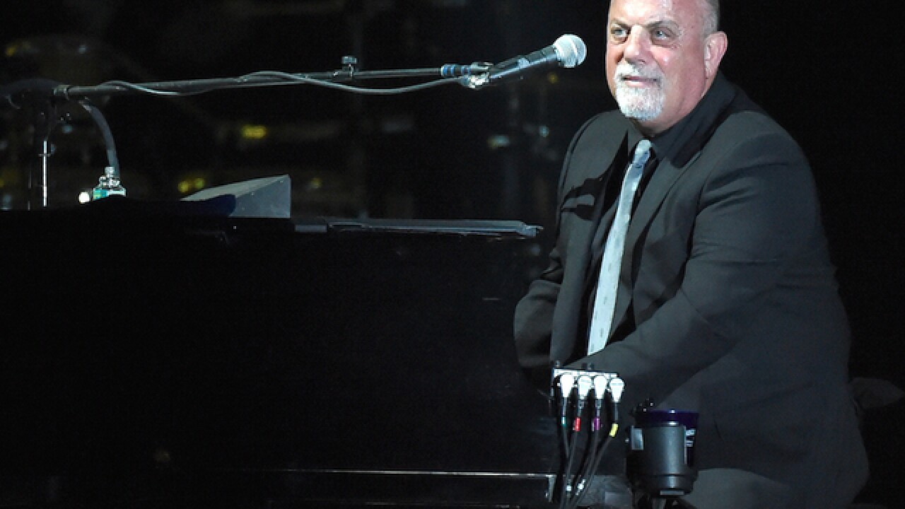 Billy Joel's Long Island mansion broken into; 12 motorcycles and office vandalized: reports