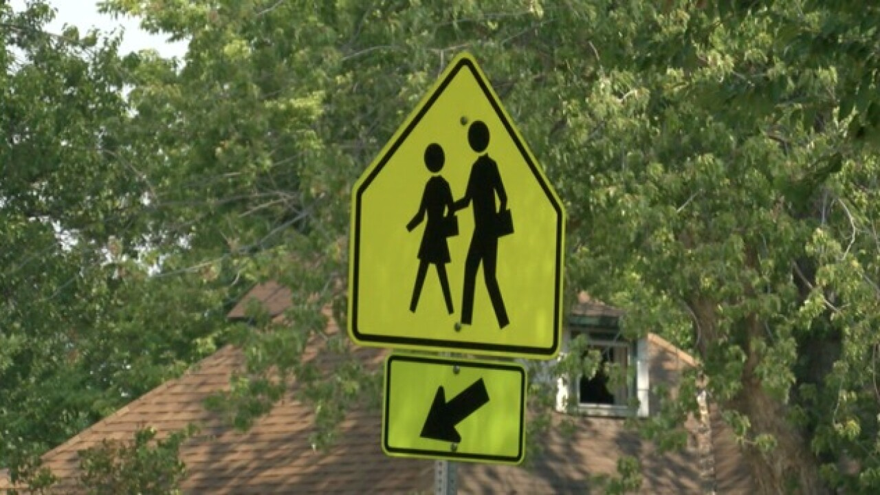Boise Police Department issues back to school safety tips for student, parents and drivers
