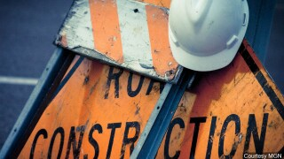Road construction sign and hat.jpg
