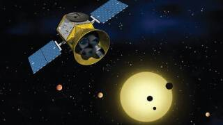 Finding planets beyond our solar system