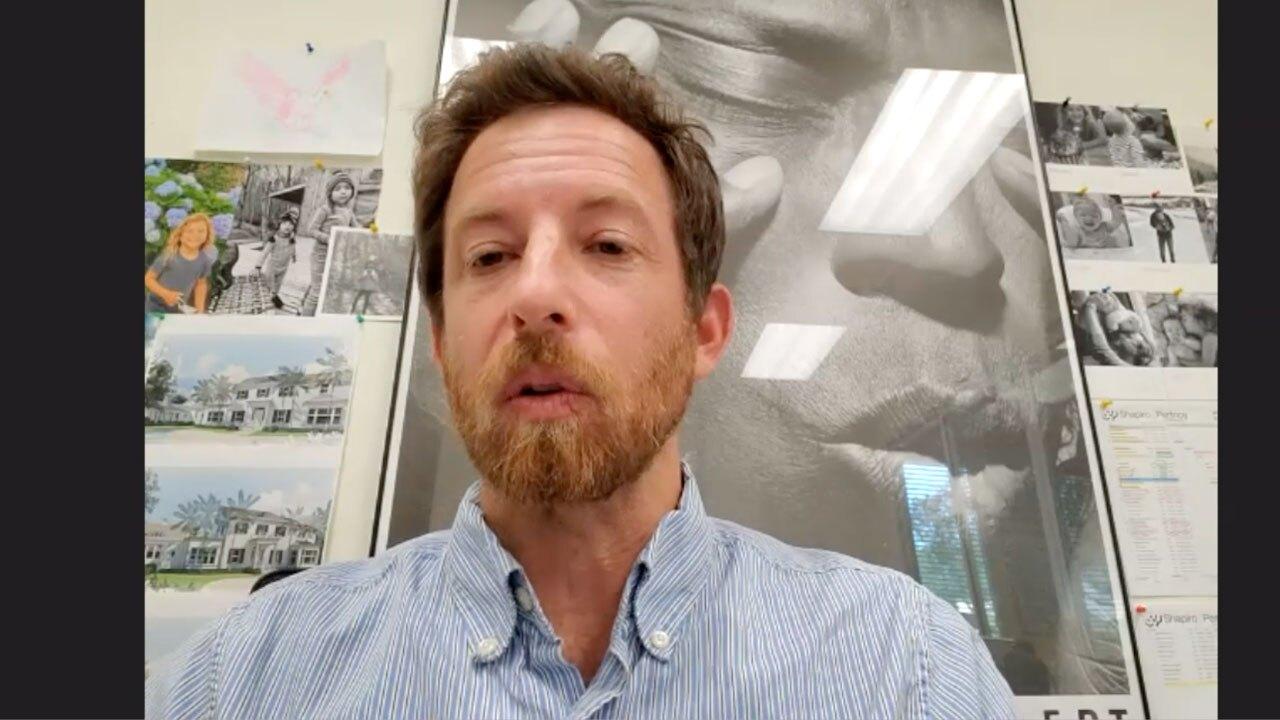 Kevin Shapiro, president of Wellington Chamber of Commerce