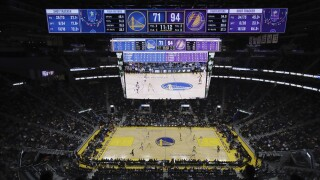 Golden State Warriors plan for home games would require all fans to take a COVID-19 test