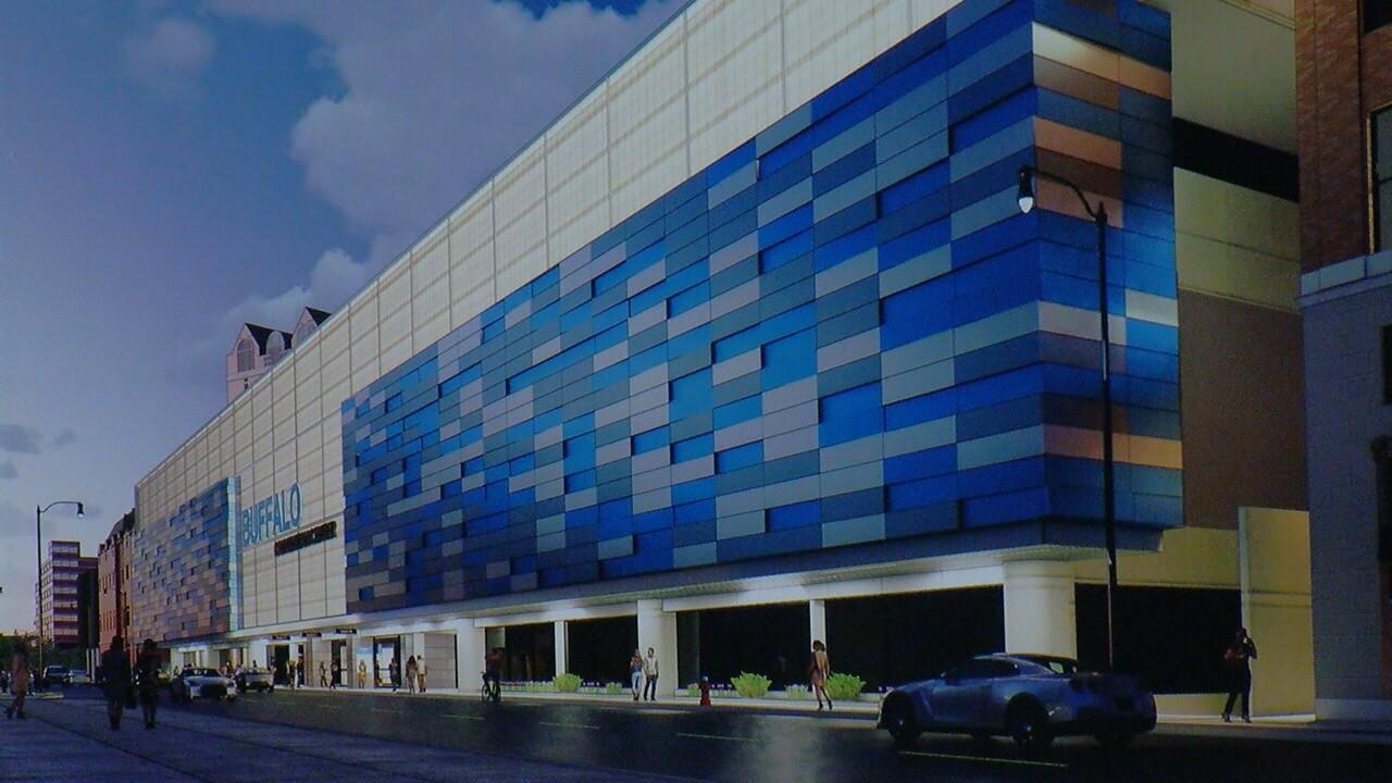 Buffalo Convention Center_2