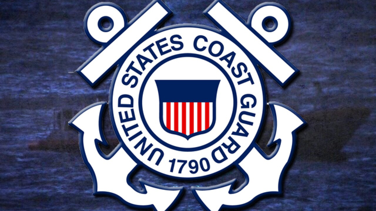 Coast Guard rescues two boaters in Lorain