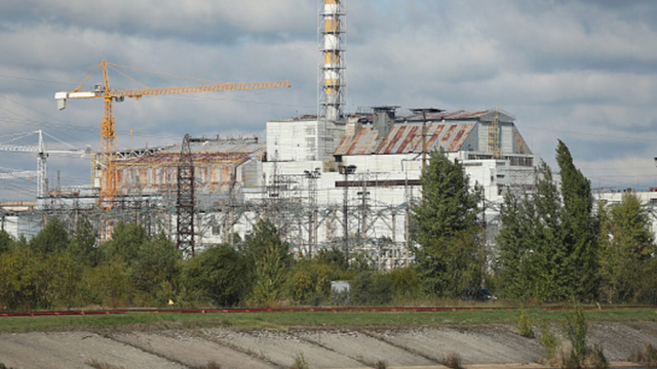 Chernobyl, 30 years later