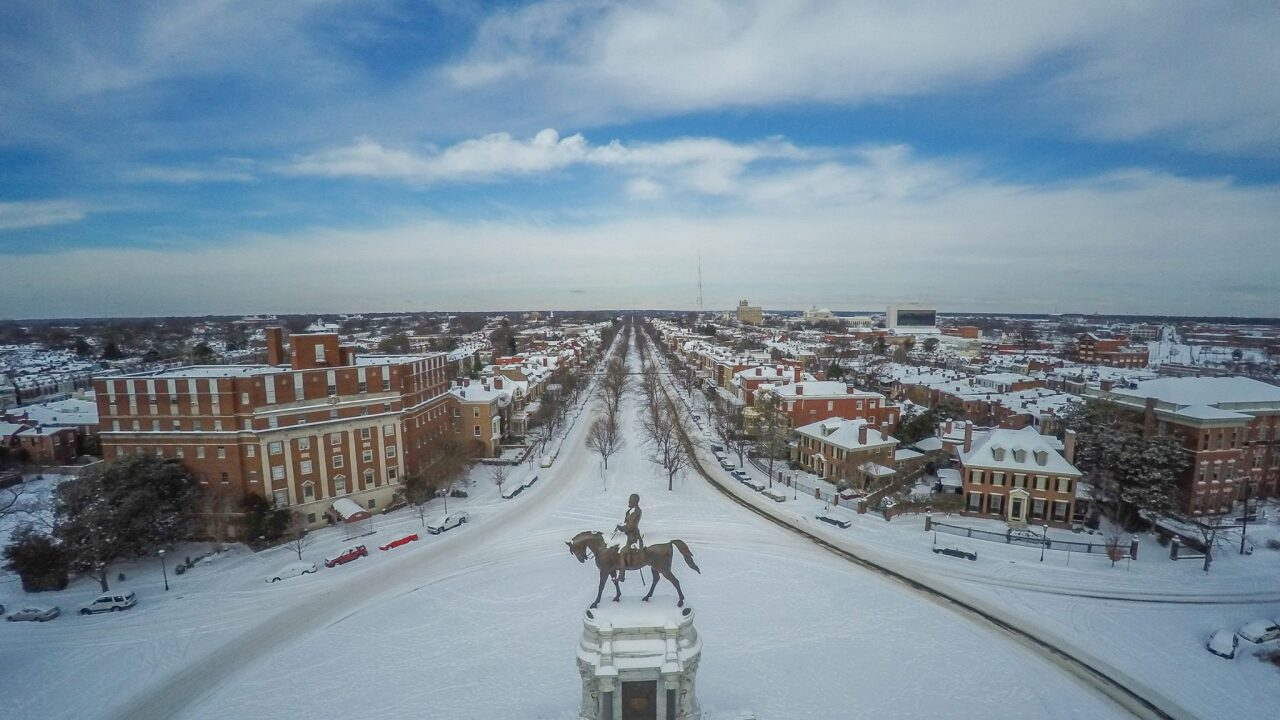 Design contest seeks innovative answers to Monument Avenue debate