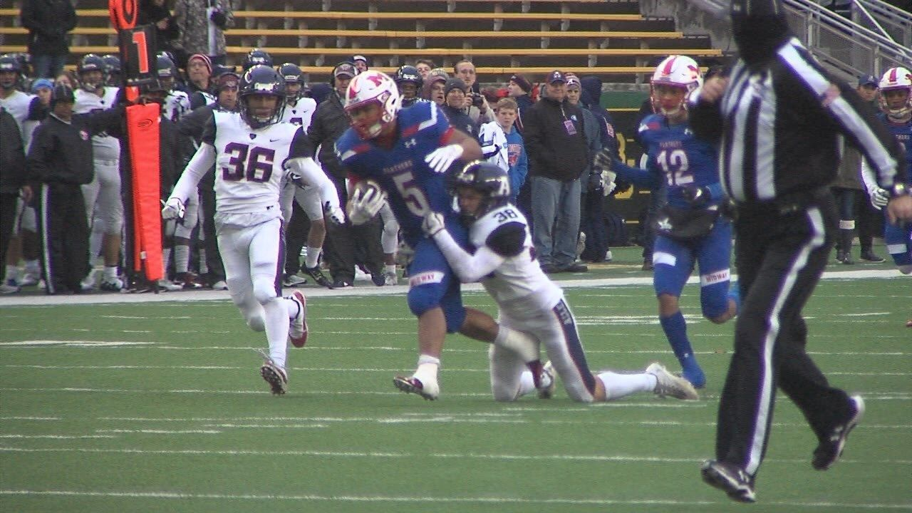 Midway falls to Allen, ends season