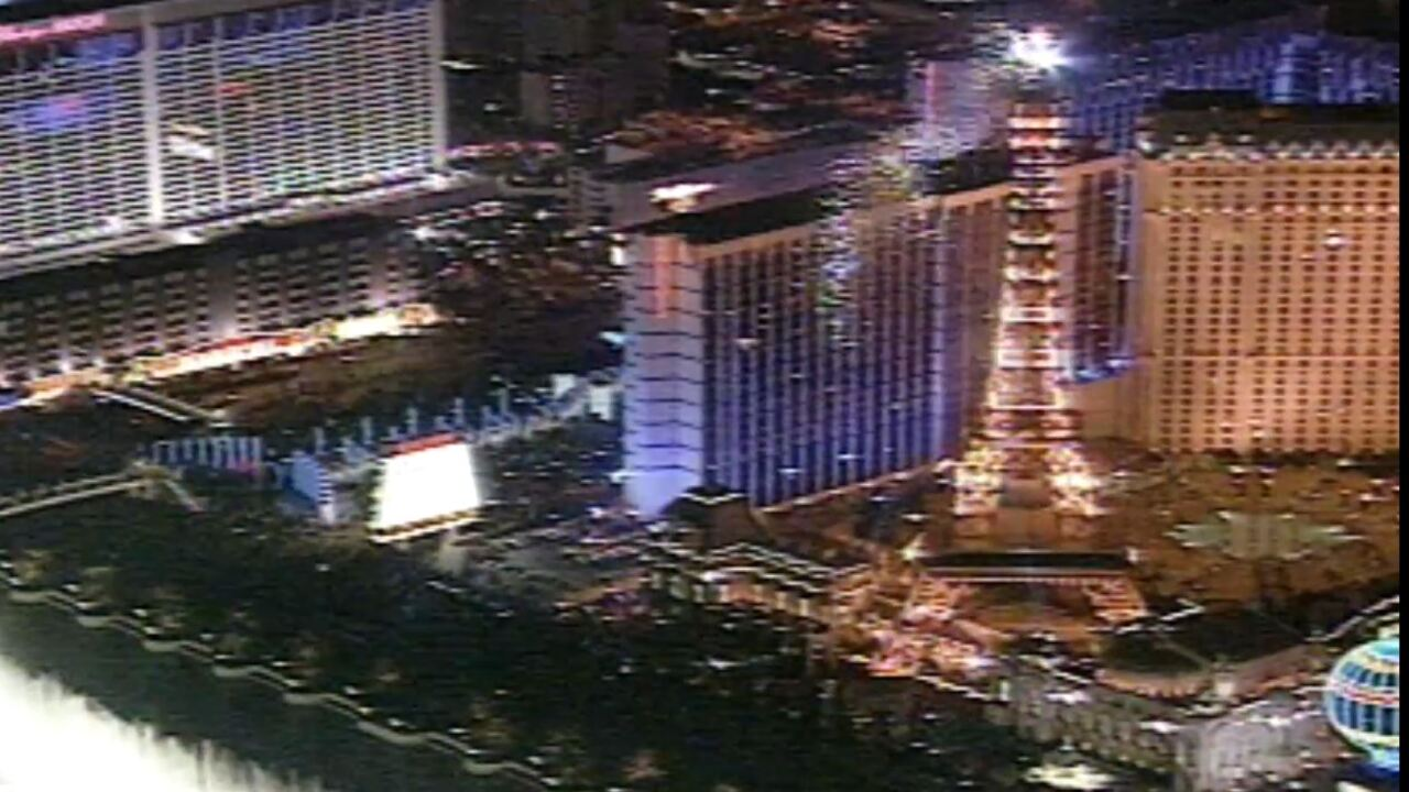 Las Vegas learned a valuable lesson in 2000 when a planned fireworks display was nixed to save money and led to a big backlash, 20 years later the fireworks are on hold due to the COVID-19 pandemic.