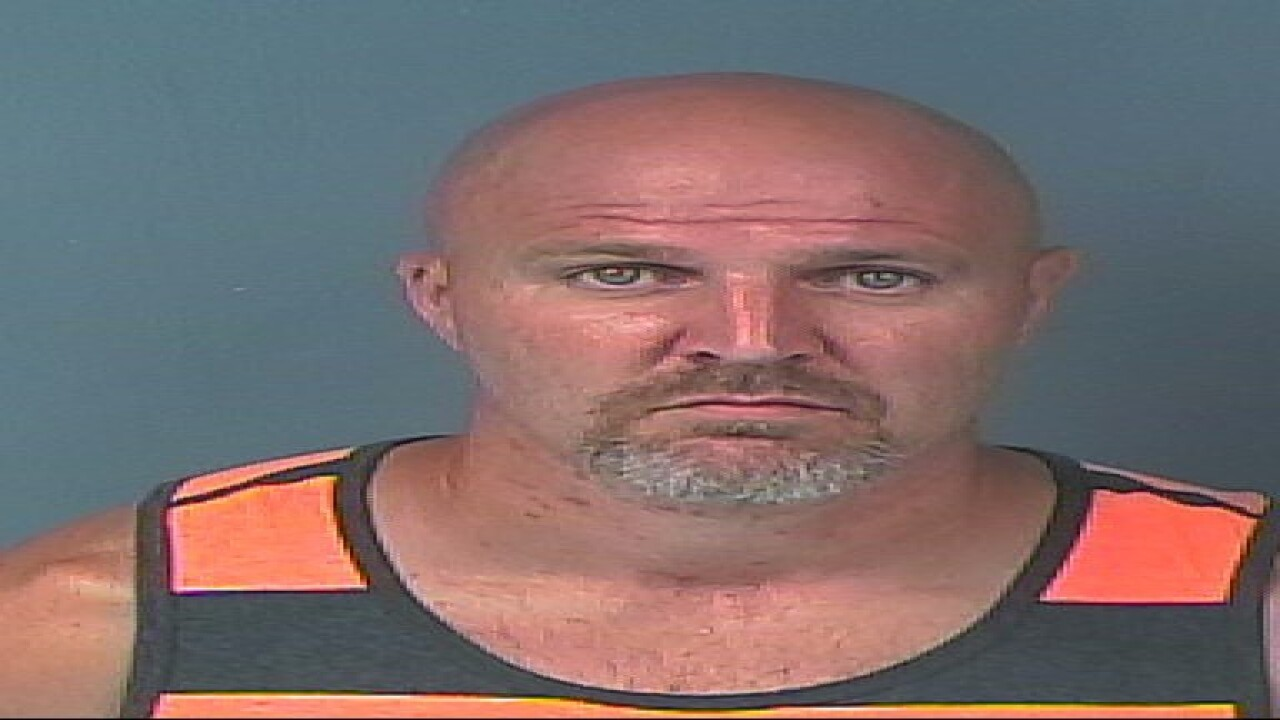 Citrus County Sheriff's Office deputy arrested in Hernando County on