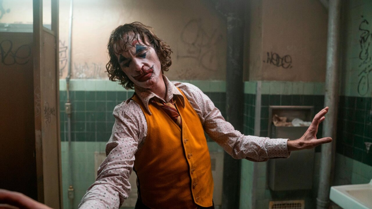 'Joker' spurs security precautions from the US Army and police