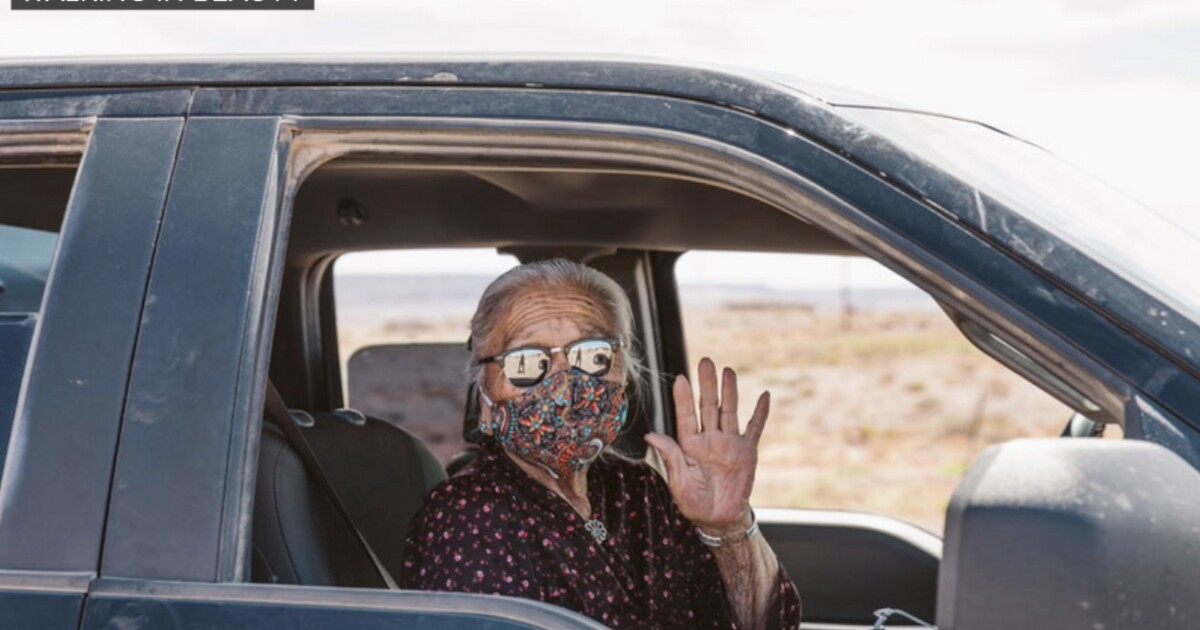 The sick, the disabled and the elderly hit the hardest in Cameron, Arizona due to COVID-19