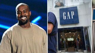 Kanye bringing Yeezy to the Gap