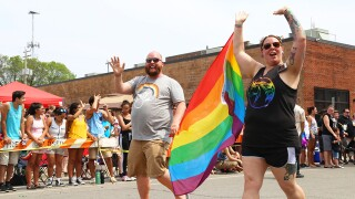 PHOTOS: Milwaukee Pride Parade 2017