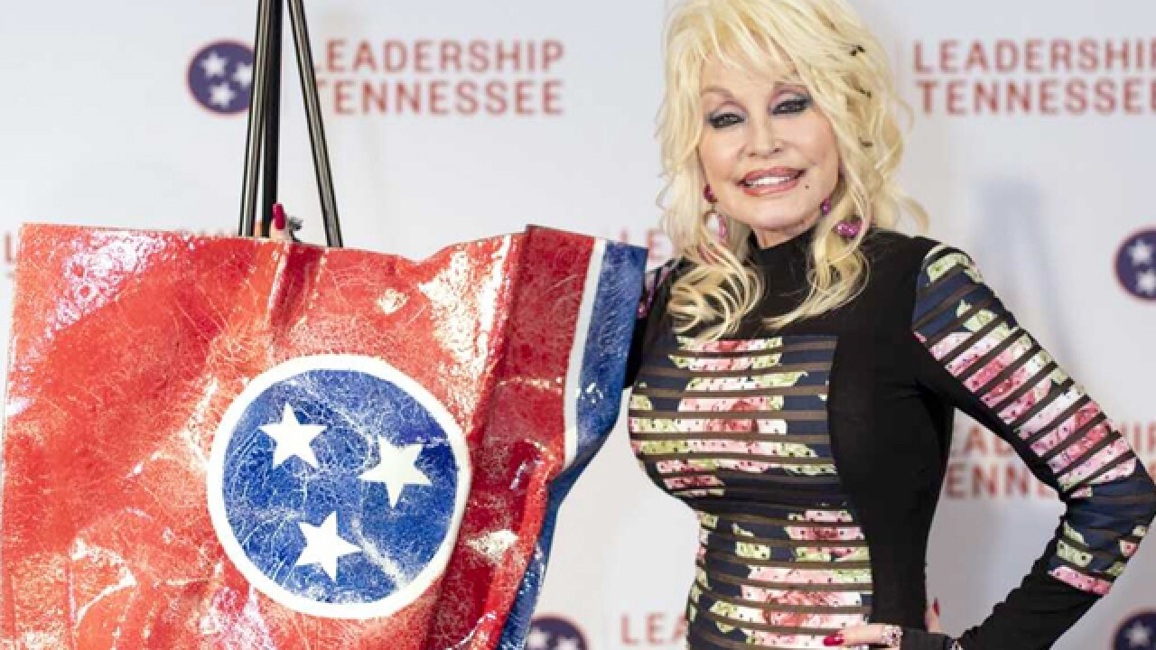 Dolly Parton Becomes 1st Winner Of Leadership Award Given In Her Name