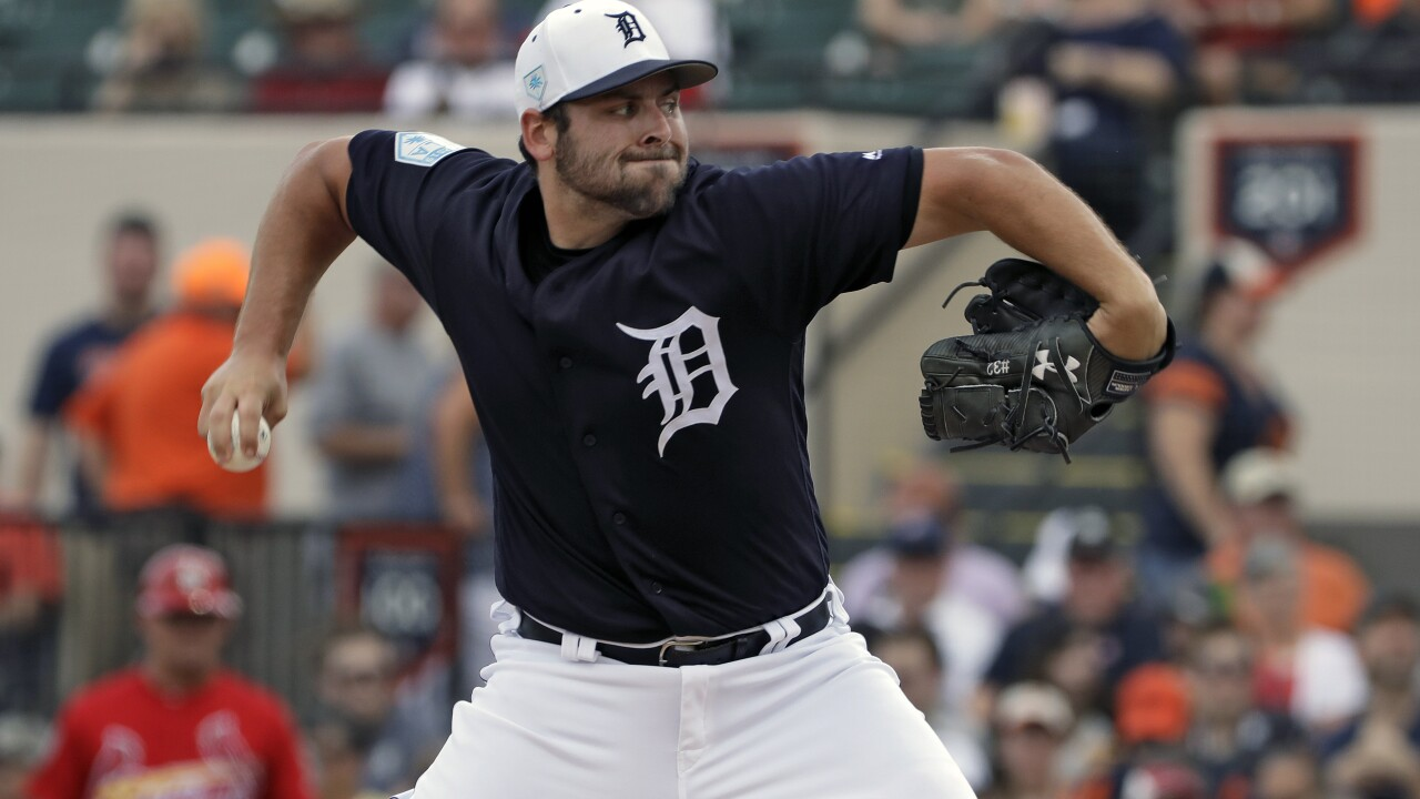 Michael Fulmer making progress in return from Tommy John surgery