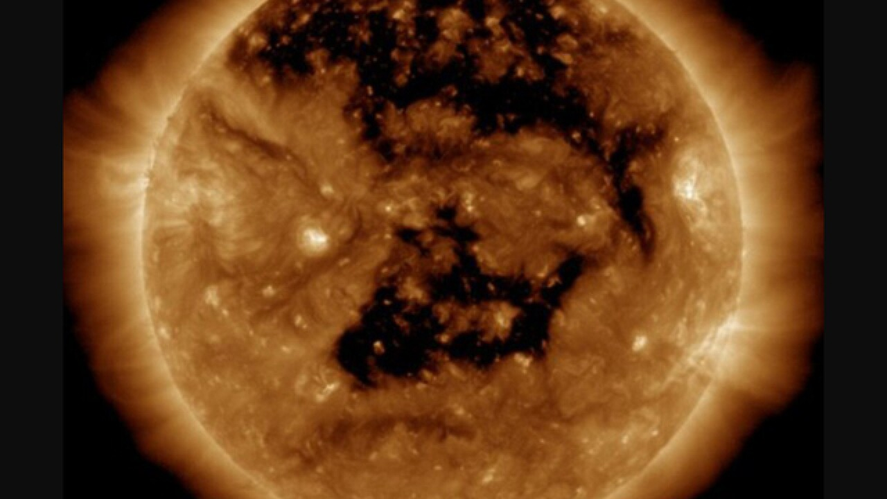 Geomagnetic storm may disrupt power around the world