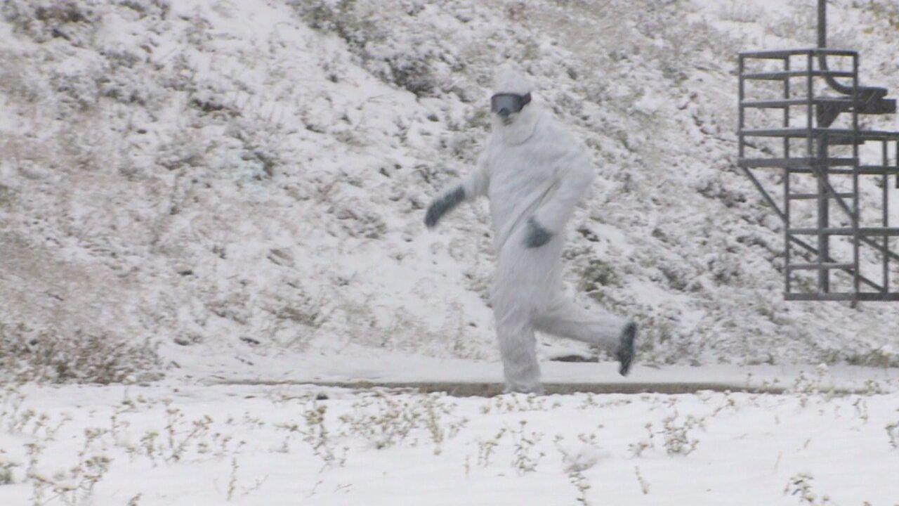 Get ready for a good ski season, 'Yeti' at Altasays