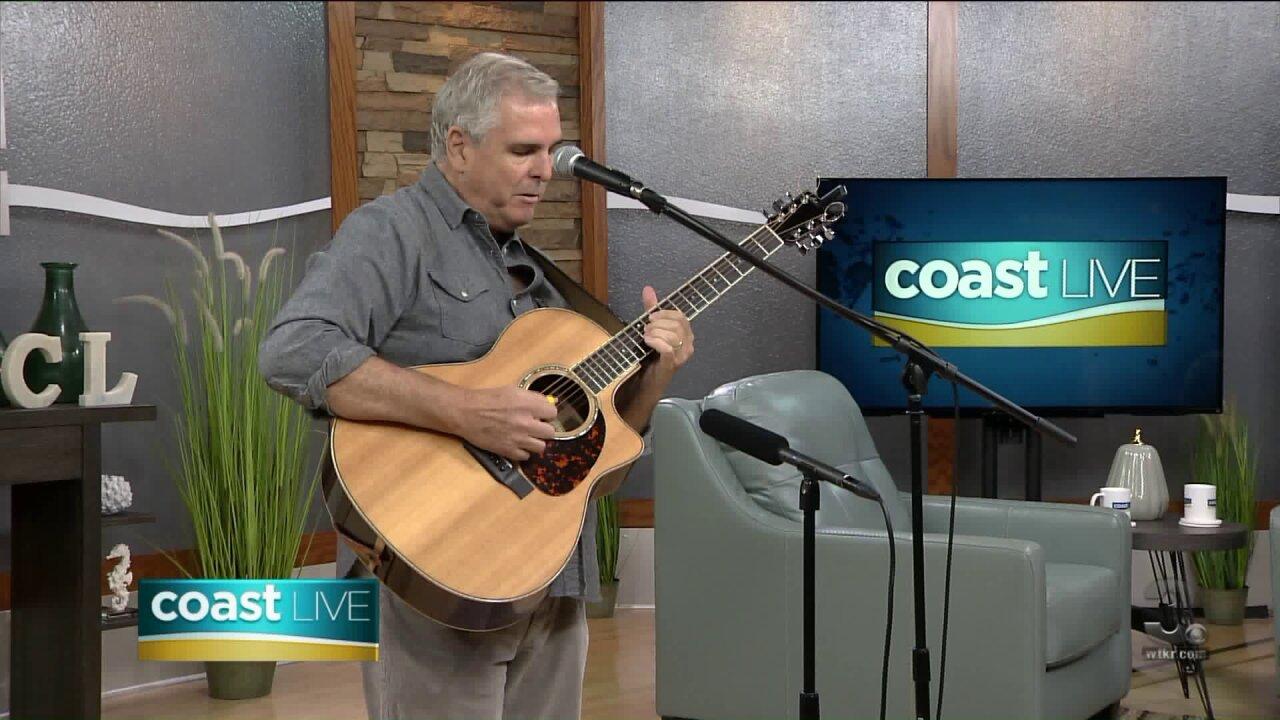 Local music spotlight with Skip Friel on CoastLive