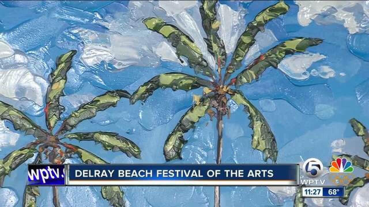 Delray Beach Festival of the Arts is Jan. 20-21