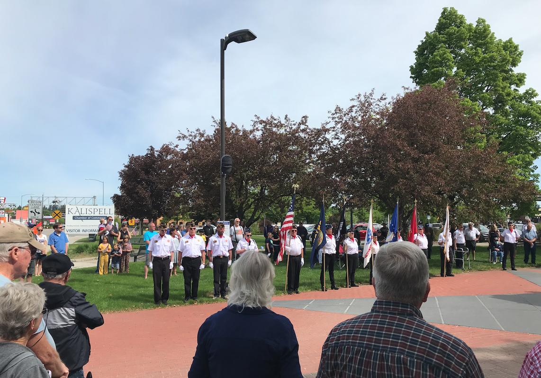Kalispell Memorial Day