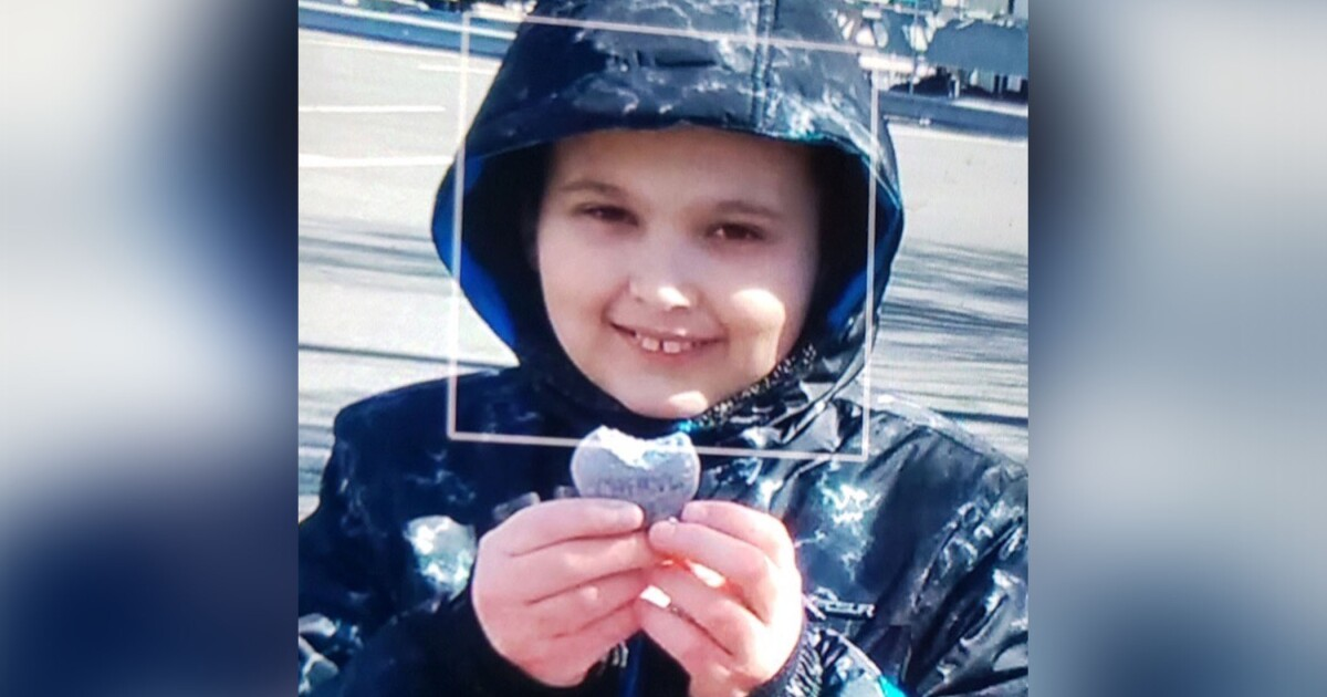 Baltimore Police looking for missing 12-year-old Austin Taylor