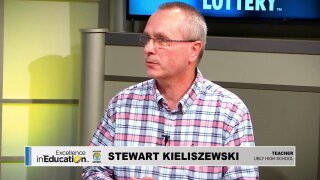 Excellence in Education – Stewart Kieliszewski