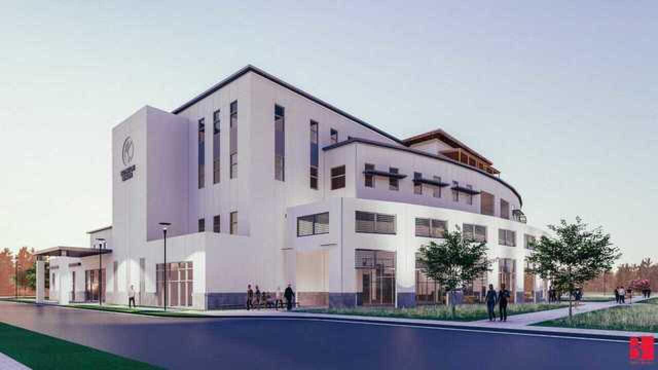 Boynton Beach Town Square redevelopment underway, city hall has moved temporarily