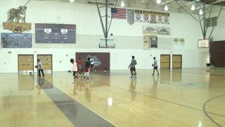 King's Fork basketball
