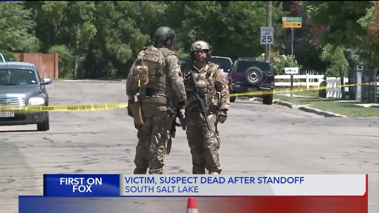 Neighbor recounts hostage situation that turned deadly in South Salt Lake