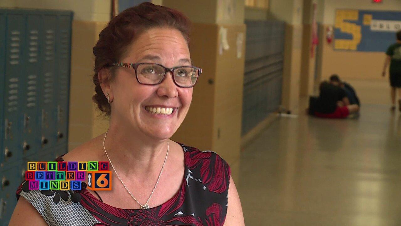 How the Hanover Teacher of the Year makes learningfun