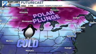 Looking Ahead To The Next Cold Blast